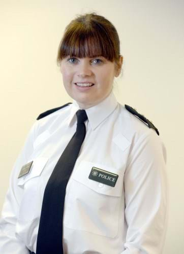 Chief Inspector Gillian West